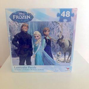 🛍Disney Frozen 🧩🧩🧩